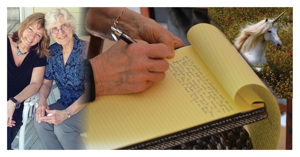 Writing with the Unicorn – Pat Schneider